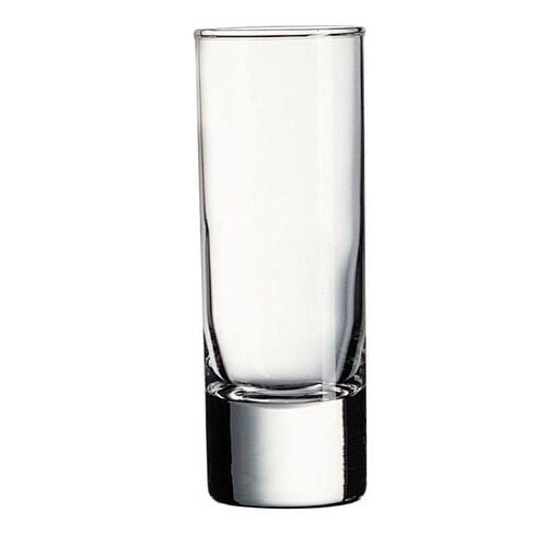 Palais Glassware Heavy Base Shot Glass Set (Set of 6) 2 Oz. (Clear)
