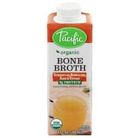Pacific Natural Foods Bone Broth - Turkey with Rosemary, Sage and Thyme - Case of 12 - 8 Fl oz.