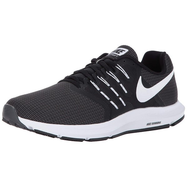 fa116d4f4 Shop Nike Men's Swift Running Shoe, Black/White-Dark Grey, 8 Regular Us -  Free Shipping Today - Overstock - 25882851