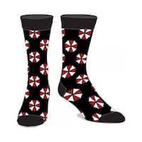 Resident Evil All Over Print Crew Socks