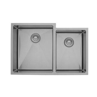 Karran Stainless Steel Undermount Kitchen Sink