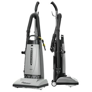 Koblenz U-800 Endurance Clean Air Commercial Upright Vacuum - Silver
