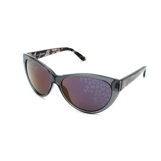 Just Cavalli Women's Cat Eye Sunglasses Grey - Small