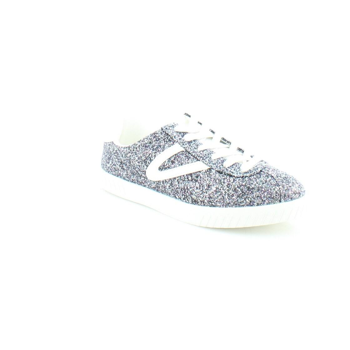 Tretorn Camden Women's Fashion Sneakers Blue MultiWhite