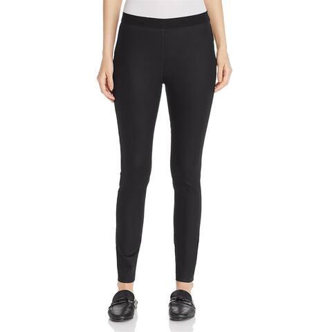 Eileen Fisher Womens Crop Leggings Cozy Comfy - Black