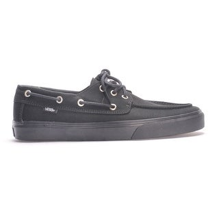 Vans Mens Chauffeur SF Fabric Closed Toe Boat Shoes