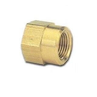 """Gilmour 5FP7FH Brass Garden Hose Adapter, 1/2""""x3/4"""""""