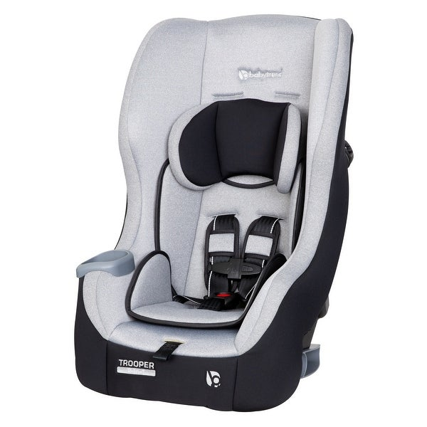 Baby Trend Trooper 3 in 1 Convertible Car Seat,Moondust - Full Size Car Seat. Opens flyout.