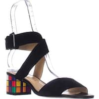 Katy Perry The Margot Heeled Sandals, Black