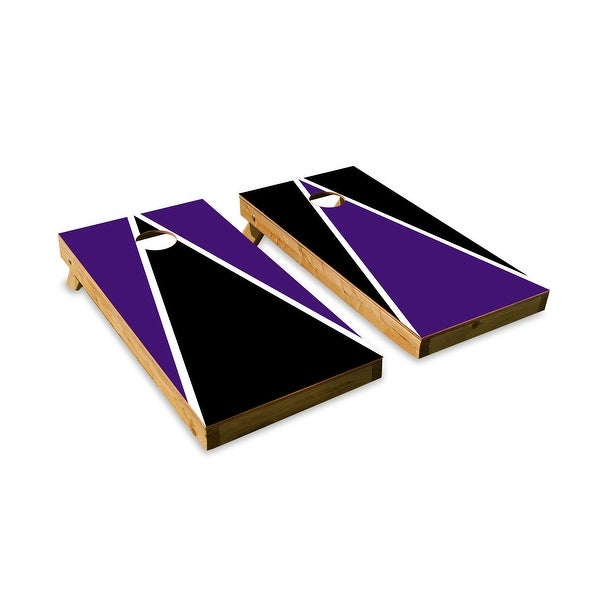 Northwestern Wildcats Cornhole Board Set