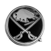 "NHL - Buffalo Sabres Emblem - 2.5"" x 4"""