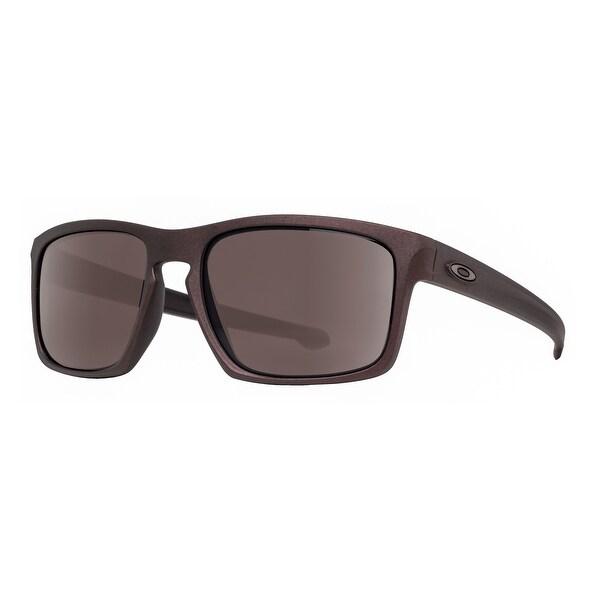81d019e722b922 ... inexpensive oakley sliver oo9262 30 57mm copper warm gray menx27s  square sunglasses 6554e fb00b