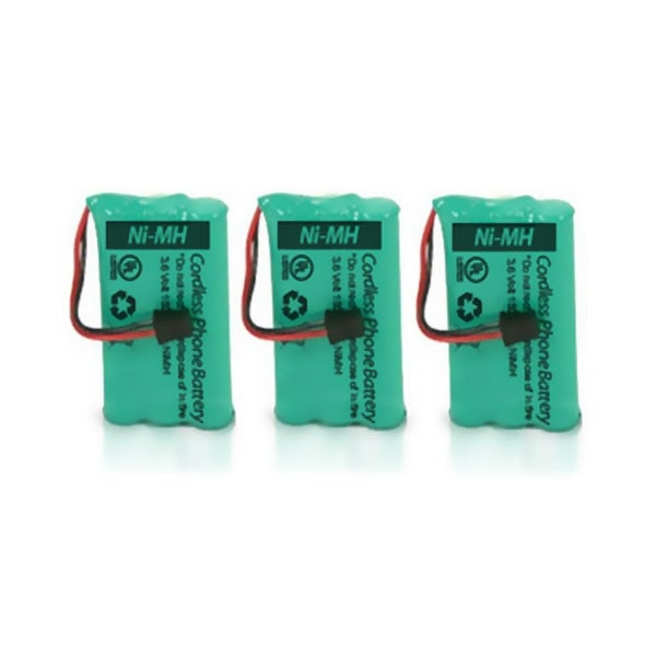 New Replacement Battery For GE/RCA 5-2660 TL26402 BATT-2660 CPH-488B Phone Models 3 pack