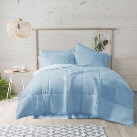 Country Living Ultra Reversible Down Alternative Comforter