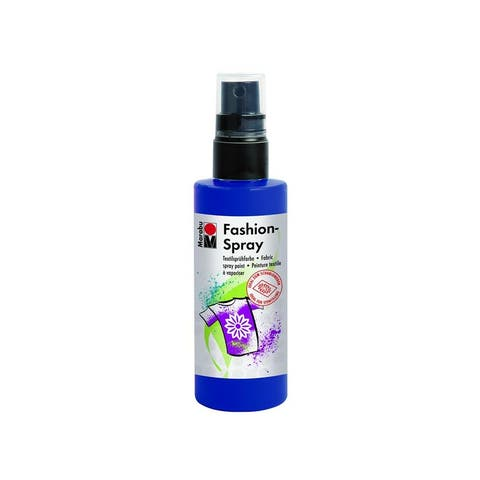 17199050293 marabu fashion spray paint 3 4oz night blue