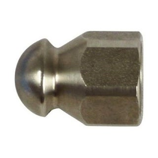 """Forney 75140 Non Rotating Sewer Nozzle, 1/4"""""""