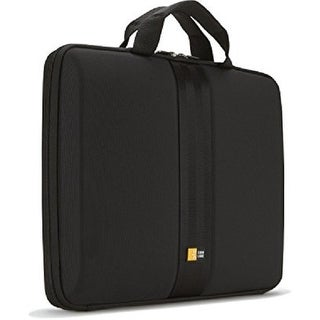 Case Logic Qns-113 13.3-Inch Eva Molded Laptop / Macbook Air (Black)