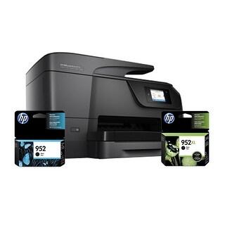HP OfficeJet Pro 8710 AIO Bundle OfficeJet Pro 8710 All-in-One Printer
