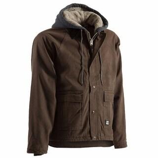 Berne Washed Sherpa Lined Coat