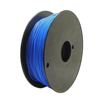 Premium 1.75 mm Computer 3D PLA Roll Filament Cartridge, Blue