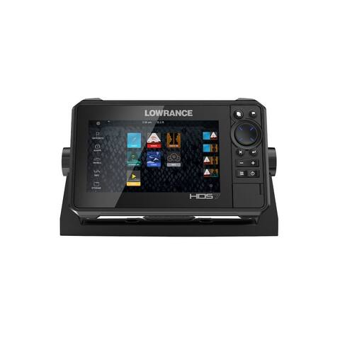 Lowrance HDS LIVE 7 Fishfinder with High Definition Fishfinding- 000-14415-001