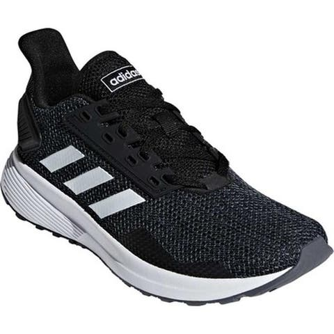 check out ea2a4 06f80 adidas Women s Duramo 9 Running Shoe Core Black FTWR White Grey Five