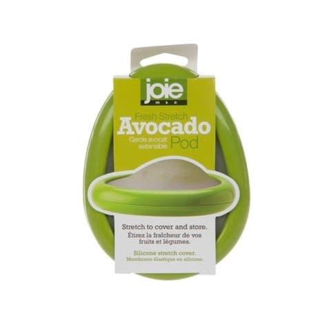 Joie Fresh Stretch Avocado Pod Silicone Stretch Cover Food Saver
