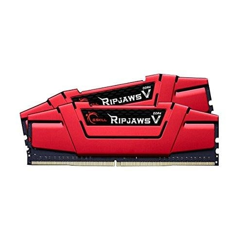 G.Skill Ripjaws V 16GB (2x 8 GB) (Dual Channel Kit) 3000MHz DDR4 288-Pin DDR4 SDRAM Desktop Memory (F4-3000C15D-16GVR)
