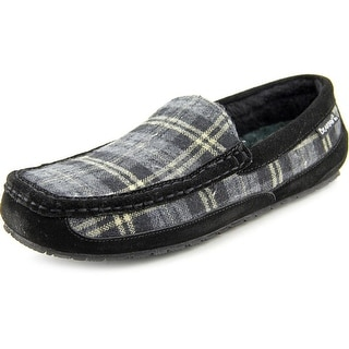 Bearpaw Peeta   Moc Toe Canvas  Slipper