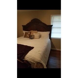 Madison Park Isabella White Comforter Set