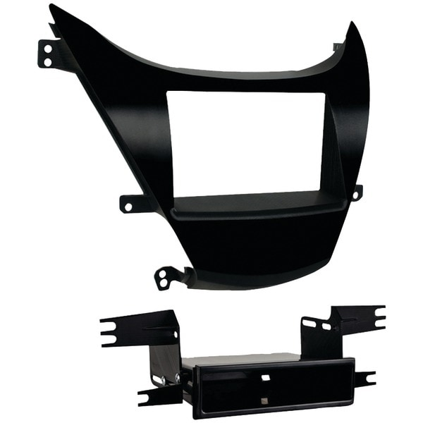 Metra 99-7346B Hyundai(R) Elantra 2011-2013 Double-Din/Iso-Din With Pocket Installation Kit