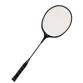 Champion Sports BR10 Molded ABS Frame Badminton Racket, Black