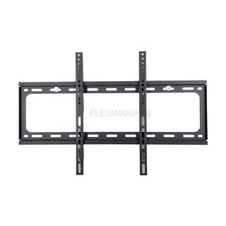"FLEXIMOUNTS Fixed TV Wall Mount fits for most of 32""-65"" Max Wall Mount Pattern VESA 600x400mm"