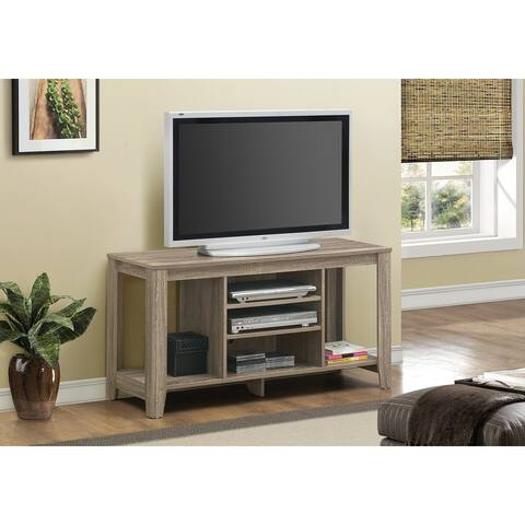 Monarch 3528 Dark Taupe 48nch Tv Stand