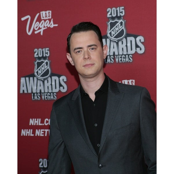 Shop Colin Hanks At Arrivals For 2015 National Hockey League Awards