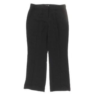 Tahari Womens Hank Flat Front Stretch Dress Pants - 10