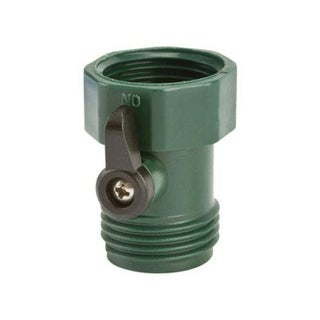 Melnor 390S Hose Shut-Off, Poly Green