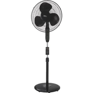 Hipp Hardware Plus 16In R/C Pedestal Fan FS40-16JRB Unit: EACH