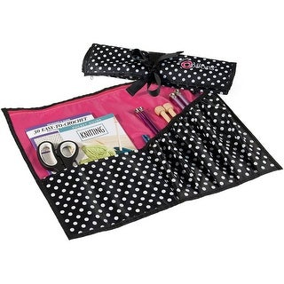 "Creative Options Needle Roll Up-14""X2.5"" Black & White"