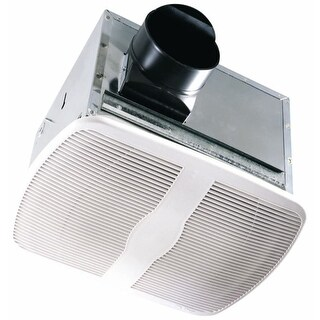 Air King AK80 Energy Star 80 CFM Quiet Deluxe Bath Fan Only with 1.5 Sones