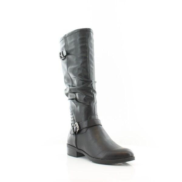 White Mountain Chip Women's Boots Black - 6