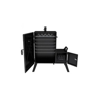 Dyna-Glo DGO1890BDC-D 43 Inch Wide Freestanding Charcoal Smoker