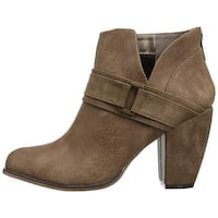 Michael Antonio Womens Millian Pointed Toe Ankle Fashion Boots - 5