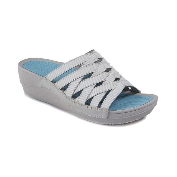 Baretraps Beverly Women's Sandals & Flip Flops Grey