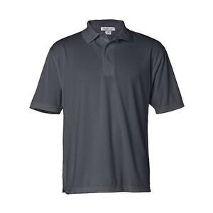 FeatherLite Moisture Free Mesh Sport Shirt - Steel Grey - XL