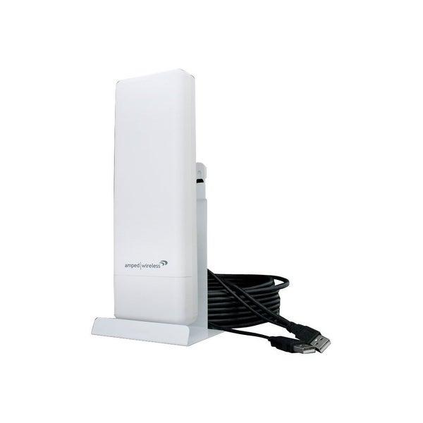 Amped Wireless High Power Wireless-N 600Mw Pro Usb Adapter (Ua600ex)