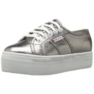 SUPERGA Womens S006JC0 Low Top Lace Up Fashion Sneakers - 10