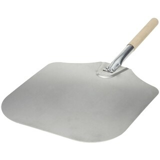 Blackstone 1574 Aluminum Pizza Peel with Wooden Handle