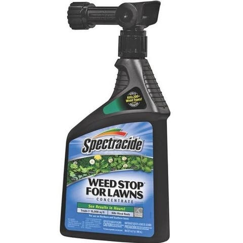 Spectrum HG-95835 Weed Stop For Lawns Concentrate, 32 Oz