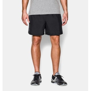 Under Armour Men's Tactical Short 6 Training - Black - Large